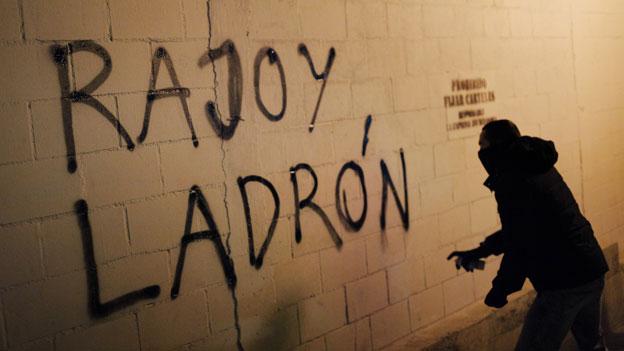 Rajoy weist Korruptionsvorwürfe von sich