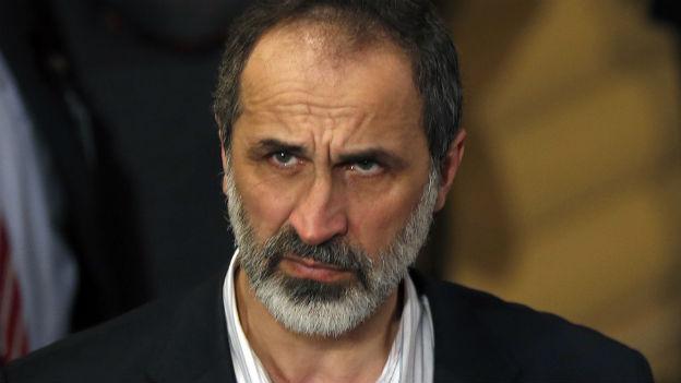Syrien: Verhandlungsangebot des Oppositionschefs an das Regime