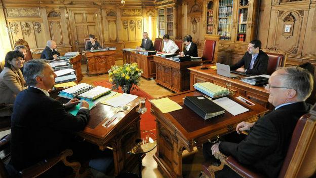 Letzter Versuch zur Reform des Bundesrats
