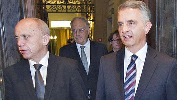 Bundespräsident Maurer verzichtet auf Auslandreisen