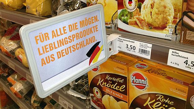 Deutsche in der Schweiz - ein Wirtschaftsfaktor