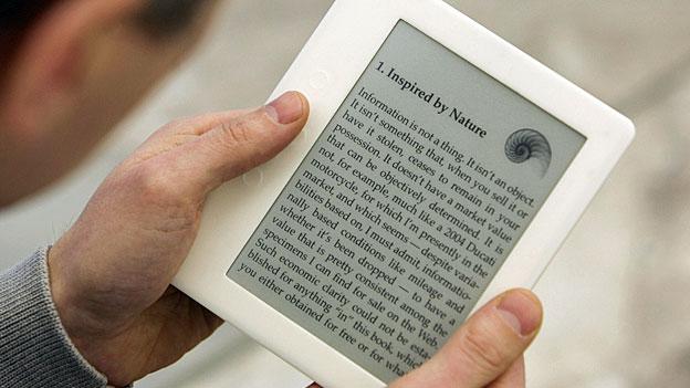 E-Books - Chance oder Problem für Buchhändler?