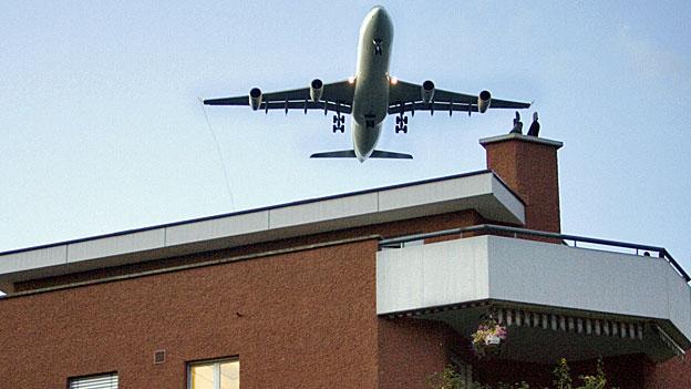 Lust auf Leben und Wohnen rund um den Flughafen Zürich