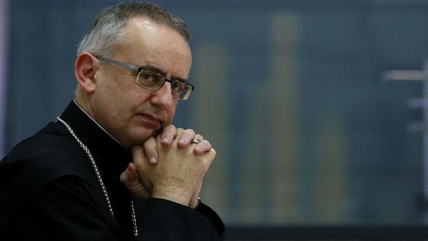 Abt Werlen tritt zurück
