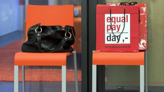 Lohngleichheit: Schweiz ist noch immer klar im Hintertreffen