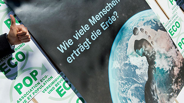Ecopop-Initiative - schnell vors Volk oder nicht?