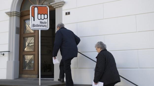 So geht Schweizer Politik