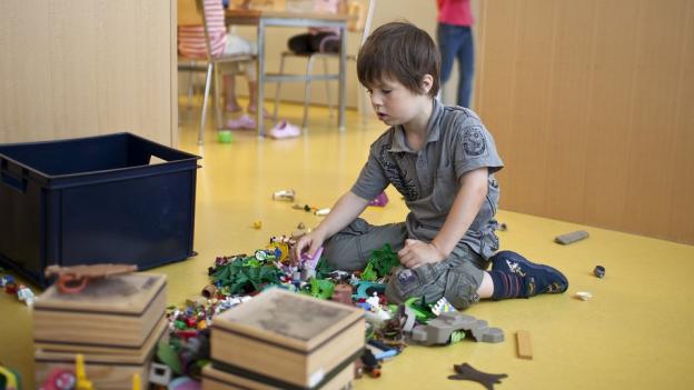 Aargauer Gemeinden sollen für Kinderkrippen zahlen
