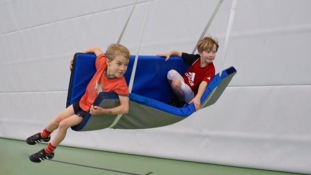 Lenzburger Firma bringt mehr Bewegung in Kindergärten und Kitas