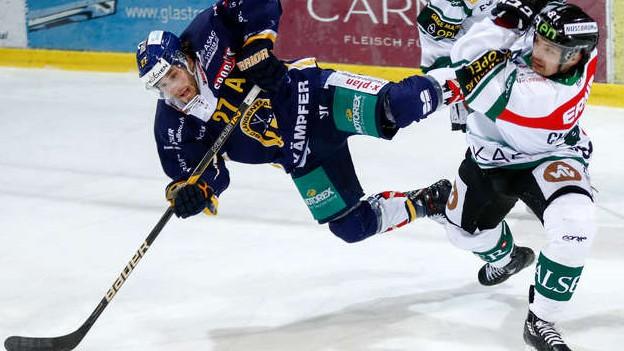 Eishockey: Der EHC Olten ist im Halbfinal
