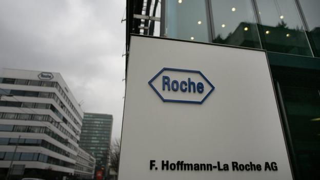 Roche baut in Basel aus