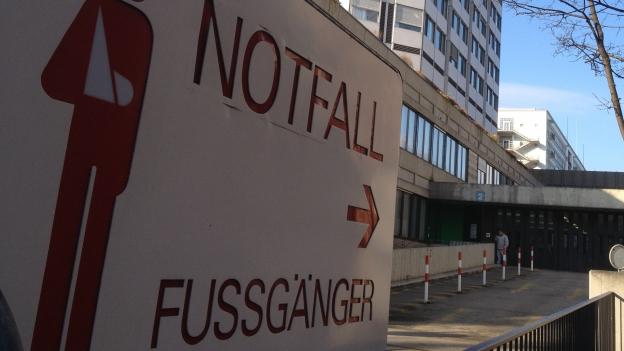 Notfall nur für Senioren im Basler Uni-Spital