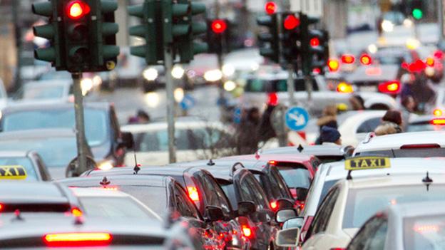 Fahrverbot für Diesel-Fahrzeuge: in Basel (noch) kein Thema