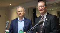 Audio «Engagierter Zweikampf für Sitz in der Thurgauer Regierung» abspielen