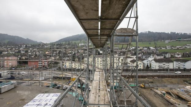 St. Gallen mit neuer Bauplanung