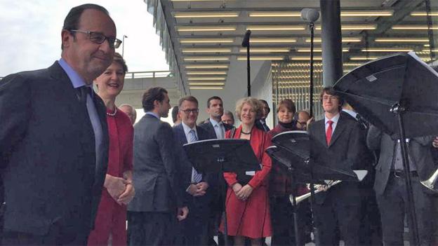 Hollande auf Tour de Zurich