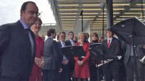 Audio «Hollande auf Tour de Zurich» abspielen