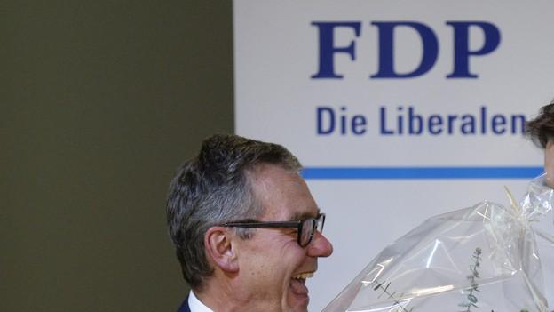 Ruedi Noser für Ständeratswahlen nominiert
