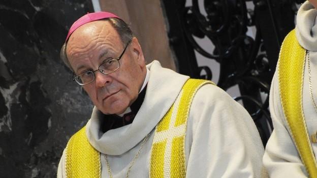 Vitus Huonder bietet dem Papst seinen Rücktritt an