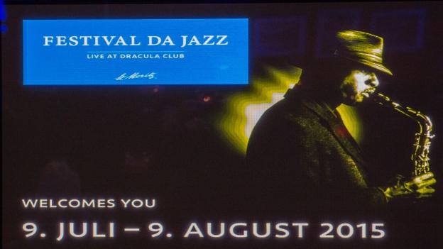 Festival da jazz a San Murezzan