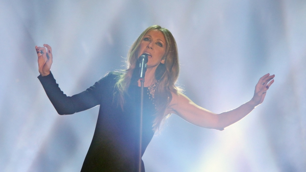 Celine Dion: «My heart will go on»