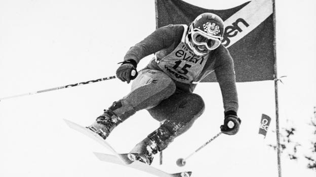 Roland Collombin – il skiunz selvadi