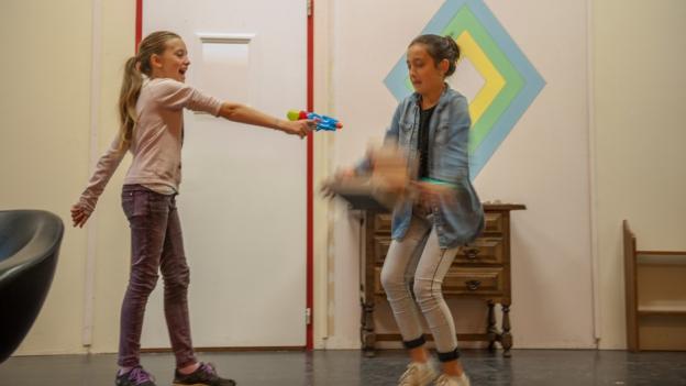 Promover nova generaziun da teatrists a Mustér