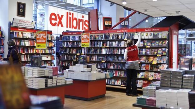 Ex Libris – be pli 14 filialas