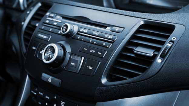 Alte DAB-Radios in neuen Autos