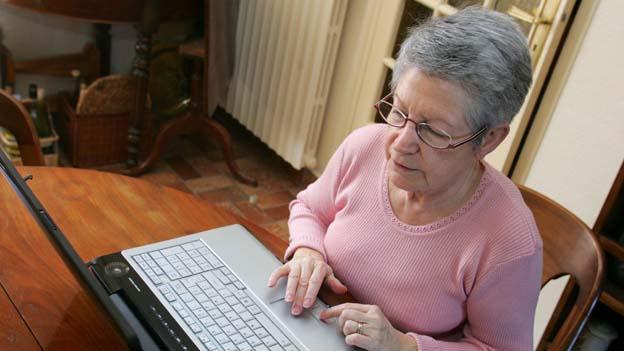 Internet-Gauner haben Senioren im Visier
