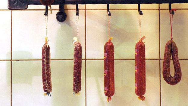 Welches Fleisch stammt tatsächlich aus der Schweiz?