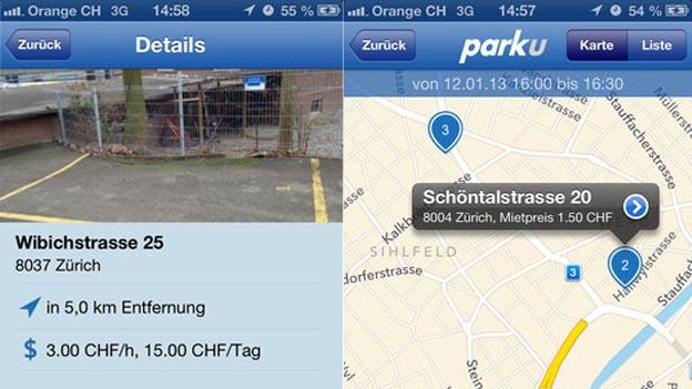 Parkplatzsuche mit dem Smartphone: sinnvoll?