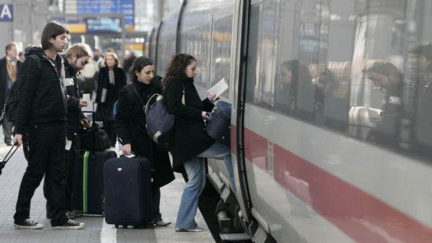 Kampf für besseren internationalen Zugverkehr