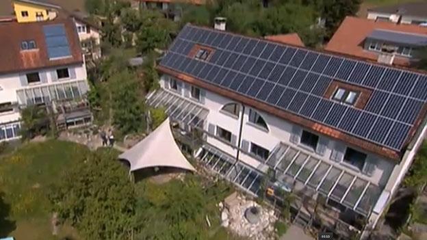 Eigener Solarstrom ist zu versteuern