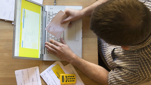 Online-Banking stösst an Grenzen