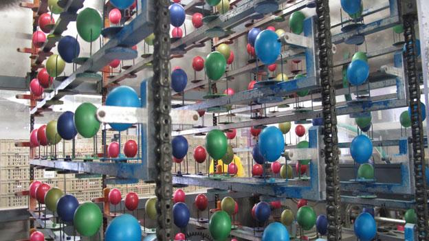 2 Millionen gefärbte Eier für Ostern