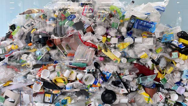 Plastikflaschen-Recycling: Nur bei der Migros