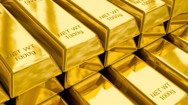 Goldpreis auf Talfahrt