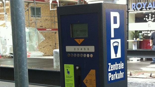 Parkzeit erben erlaubt - aber nicht verlängern