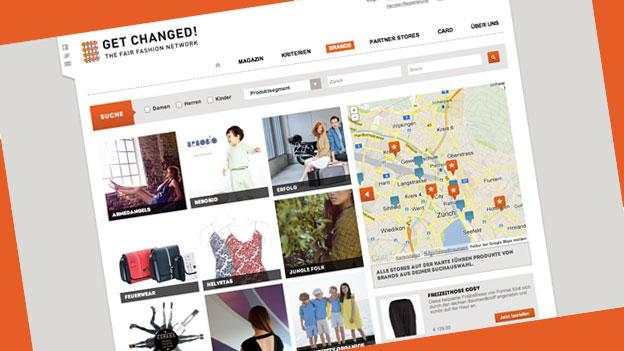 Neuer Kompass für Kleiderkauf