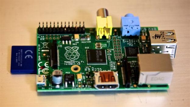 Raspberry-Pi: Der günstige Mini-Computer zum Basteln