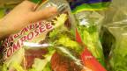 Fertigsalat: Nährstoffe und Vitamine sind nicht verloren