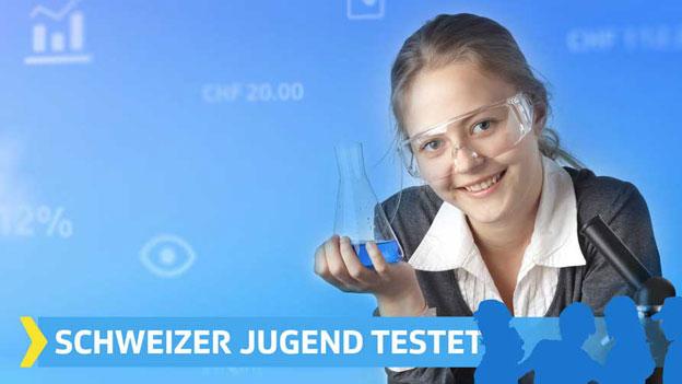 Schweizer Jugend testet 2013