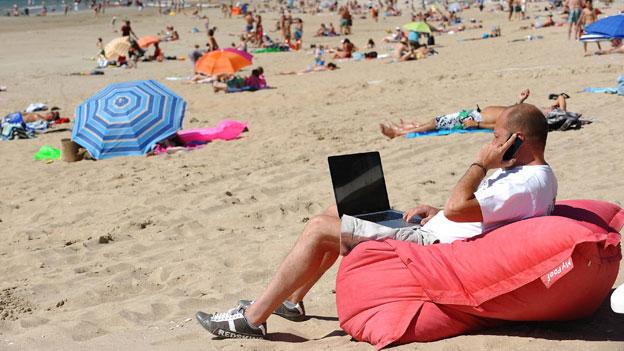 Das richtige Handy-Abo für Ihre Ferien