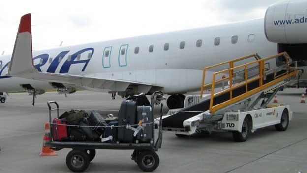 Fluggepäck fliegt nicht ohne Besitzer