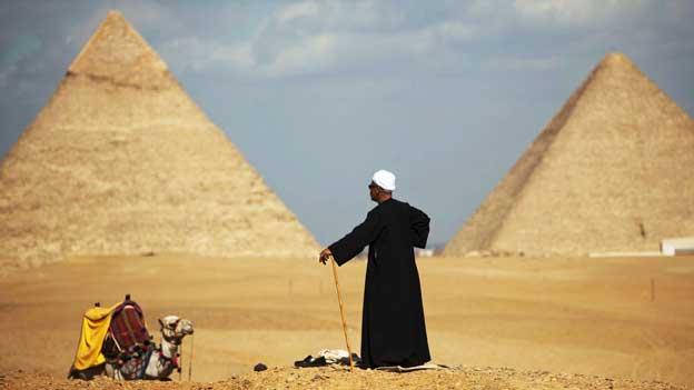 Bund warnt vor Ägypten-Reisen