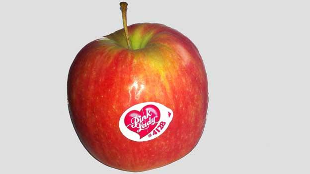 «Espresso-Aha»: Warum hat es so nervige Kleber auf Äpfeln?