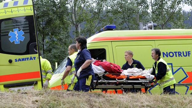 Espresso Aha: Wann spricht man bei einem Unfall von «schwer verletzt»?