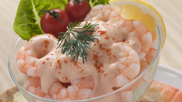 Salmonellen in Crevetten: Kein guter Fang