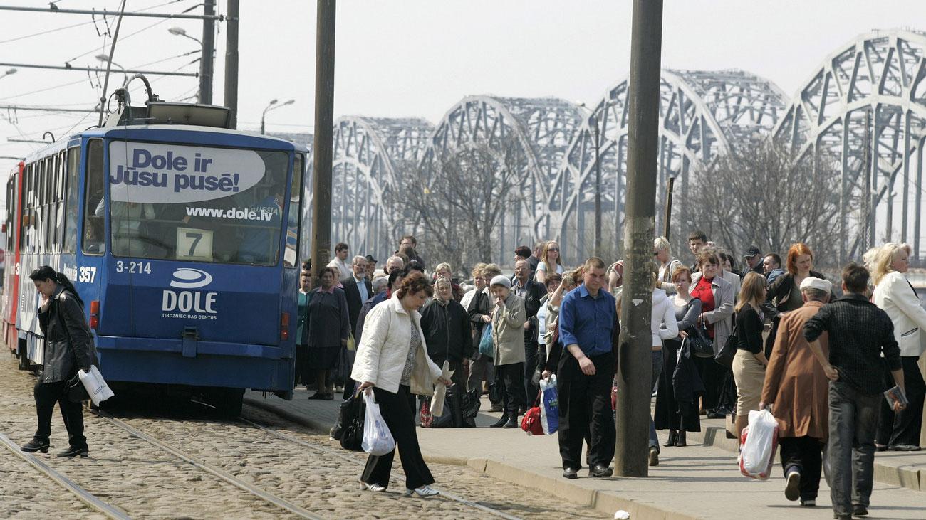 Bahnfahren: Schweiz Meister, Lettland Schlusslicht